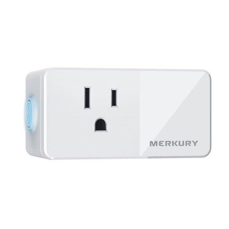 Whit Plug - Merkury Innovations Smart Plug, 1-Pack