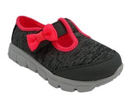 Athletic Works Toddler Girl's T-Strap Athletic Shoe