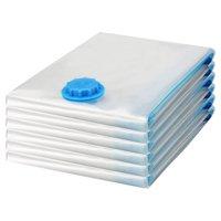 8 Pack Large Felji Space Saver Bags Vacuum Seal Storage Bag Organizer 27x39 inches, 70x100 cm