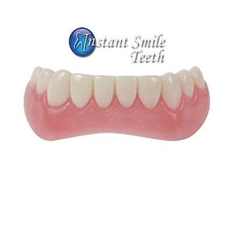 Instant Smile Teeth, Lower Veneers - One Size Fits Most - Instant Smile Teeth