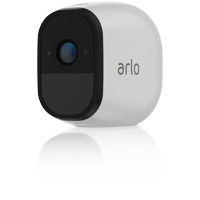 Arlo Pro Security Camera - Add-on Wire-Free HD Camera (Base Station Not Included), Indoor/Outdoor, Night Vision (VMC4030)