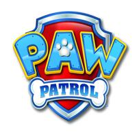 Paw Patrol Logo Sheet Edible Photo Birthday Cake Topper Frosting Sheet Party