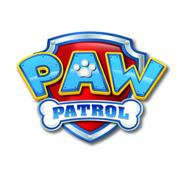 Paw Patrol Logo Sheet Edible Photo Birthday Cake Topper Frosting Party