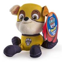 Paw Patrol, Super Hero Plush, Rubble