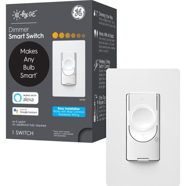 C by GE Smart Switch Dimmer