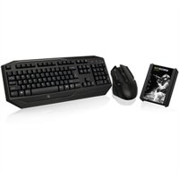 KeyMander Wireless Keyboard and Mouse Bundle