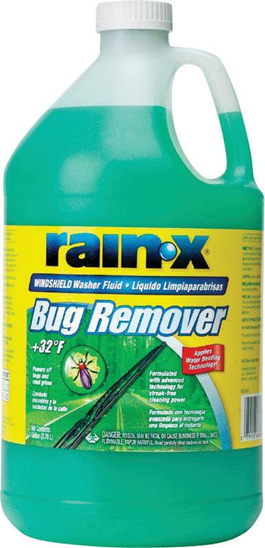 Rain-X Bug Remover Windshield Washer Fluid