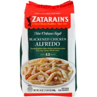 Zatarain's Frozen Blackened Chicken Alfredo, 24 oz