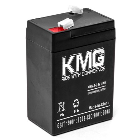KMG 6V 5Ah Replacement Battery for Skytech Sc46 (Skytech Battery)