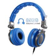 1d6861a1cea AGPTEK Kids Headphones Over Ear,Wired Children Headsets 85dB Volume  Limited, Lightweight ,Adjustable