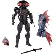 Aquaman Movie DC Multiverse Black Manta 6-Inch Scale Action Figure