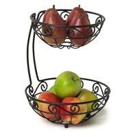 Spectrum Diversified Scroll Arched 2 Tier Server