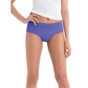 Womens Cotton Low-Rise Brief Panties 6-Pack