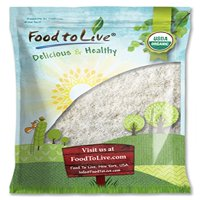 Organic Shredded Coconut, 4 Pounds - Desiccated, Unsweetened, Kosher, Non-GMO, Organic, Raw, Vegan - by Food to Live