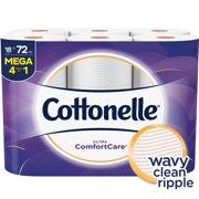 Cottonelle Ultra Comfort Care, 18 Mega Rolls, Toilet Paper