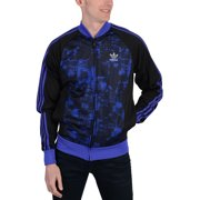 698fb74fa Adidas Mens Adidas Originals Superstar City Scape Track Jacket Purple