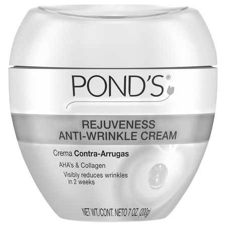 Pond's Rejuveness Anti-Wrinkle Cream 7 oz Anti Aging Zinc Moisturizer