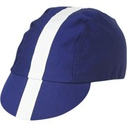 6a930582dca Pace Sportswear Classic Cycling Cap  Chocolate with Red Tape