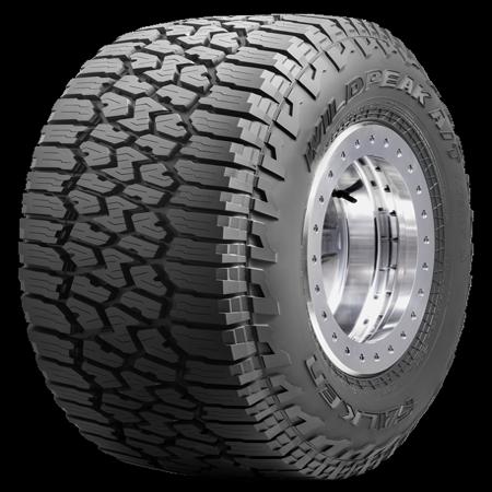 C6 Z06 Tires (Falken Wildpeak A/T3W All-Terrain Tire - 33X12.50R15 C/6 ply)