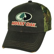 Mossy Oak its Not A Passion Its An Obsession Distressed Camouflage Hunt Hat  Cap 155a6061b9c9