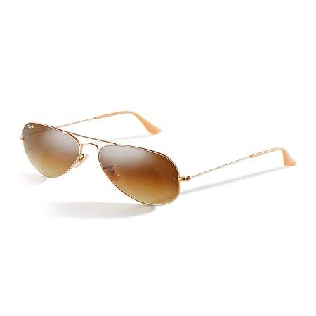 Ray-Ban Unisex RB3025 Classic Aviator Sunglasses, 58mm (Ray-ban Aviator Folding)