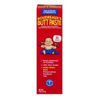 Boudreaux's Butt Paste Maximum Strength Diaper Rash Ointment, 4.0 Ounce