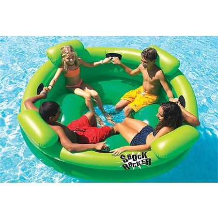 Shock Rocker Inflatable Pool -