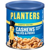 Planters Lightly Salted Cashew Halves & Pieces, 14 Oz.