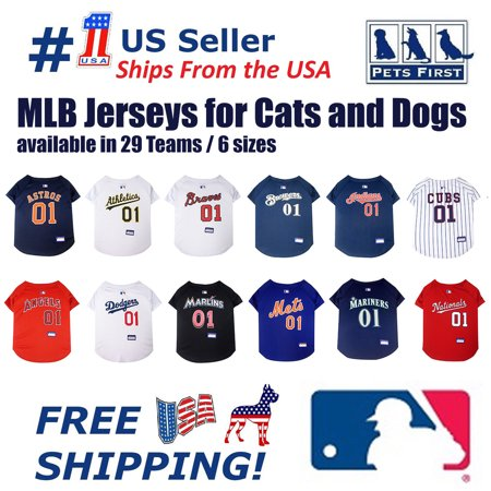 New York Jets Pet Jersey (Pets First MLB New York Yankees Mesh Jersey for Cats &)