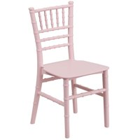 Flash Furniture Kids Resin Chiavari Chair, Multiple Colors