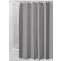 "InterDesign Waterproof Fabric Shower Curtain Liner, Standard 72"" x 72"", Sand"