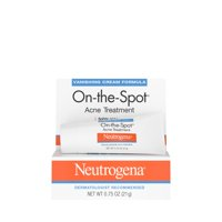 Neutrogena On-The-Spot Acne Treatment with Benzoyl Peroxide, 0.75 oz