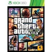 Grand Theft AutoV, Rockstar Games, Xbox 360, 710425491245