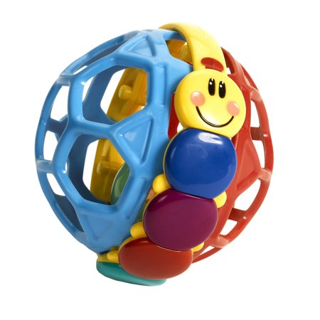 Baby Einstein Bendy Ball Rattle