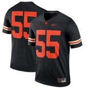 fa54d2003 #55 Oregon State Beavers Nike Legend Football Jersey - Black