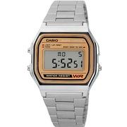 Men's Classic Digital Watch, Stainless Steel