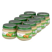 (10 Count) Beech-Nut Classics Turkey & Turkey Broth Baby Food Stage 1 from About 4 Months, 2.5 oz