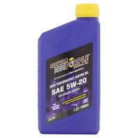 Royal Purple SAE 5W-20 Synthetic Oil, 1 qt