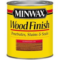 Minwax Wood Finish Gunstock, 1/2-Pint