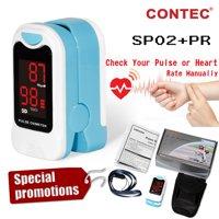 LED Finter Pulse Oximeter Oxygen saturation machine pulse oximetry SPO2 Monitor