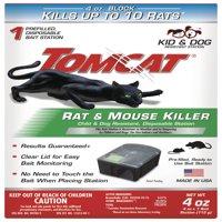 Tomcat Rat Killer Disposable Rat & Mouse Bait Station