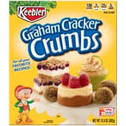 Keebler Graham Cracker Crumbs, 13.5 oz Box