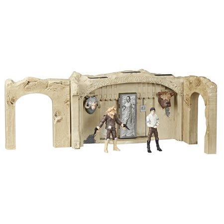 Star Wars The Vintage Collection: Episode VI Return of the Jedi Jabba's Palace Adventure Set Playset