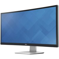 "Dell UltraSharp U3415W - LED monitor - curved - 34.08"""