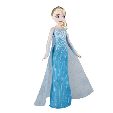 Disney Frozen Classic Fashion Elsa, Ages 3 and up