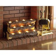 Wondrous Fake Fireplace Logs Download Free Architecture Designs Sospemadebymaigaardcom