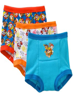 Paw Patrol Toddler Boys' Training Pants, 3 Pack