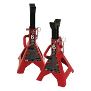 Torin 6 Ton Double Locking Jack Stands