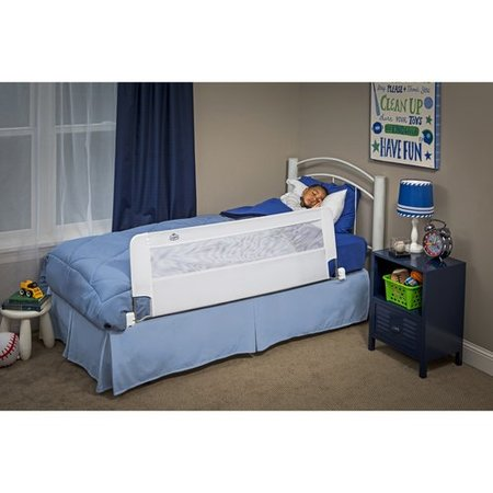 Regalo Swing Down Extra Long Bed Safety Rail, -