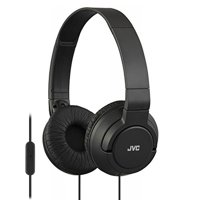 JVC Bass Headband with Smartphone Microphone